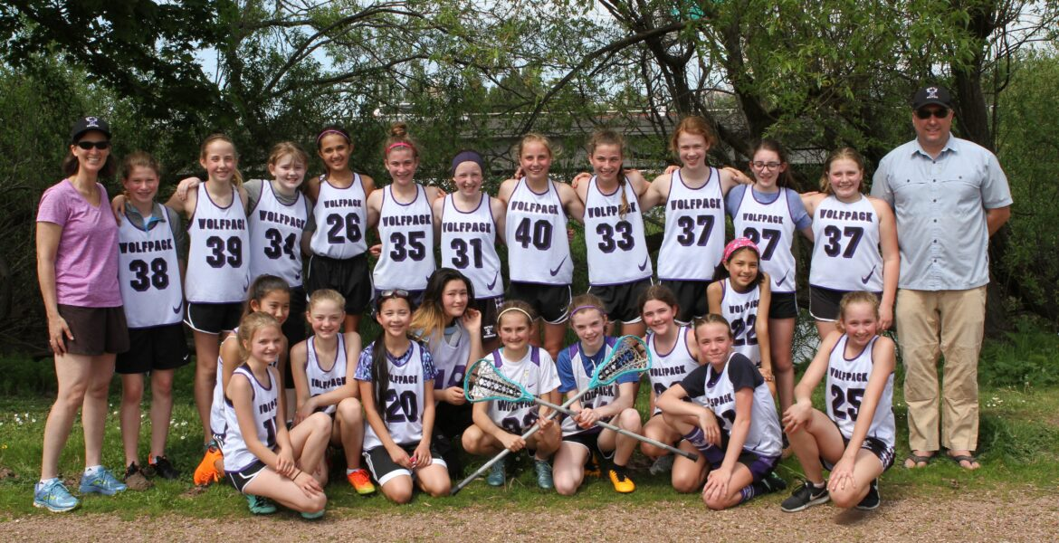 Girls Lacrosse for Grades 3-8